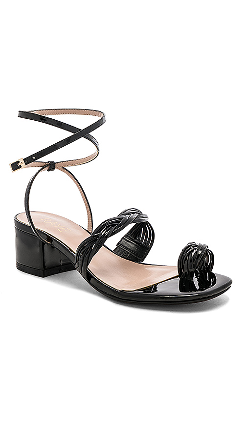 RAYE Rialto Heel in Black