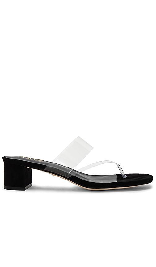 RAYE Nova Sandal in Black