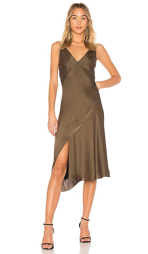 Rachel Comey Twilight Dress in Olive