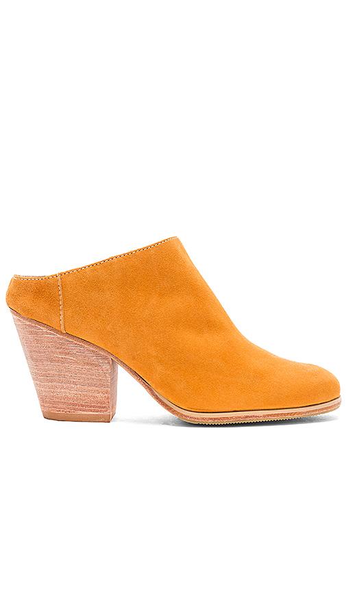 Rachel Comey Mars Mules in Orange
