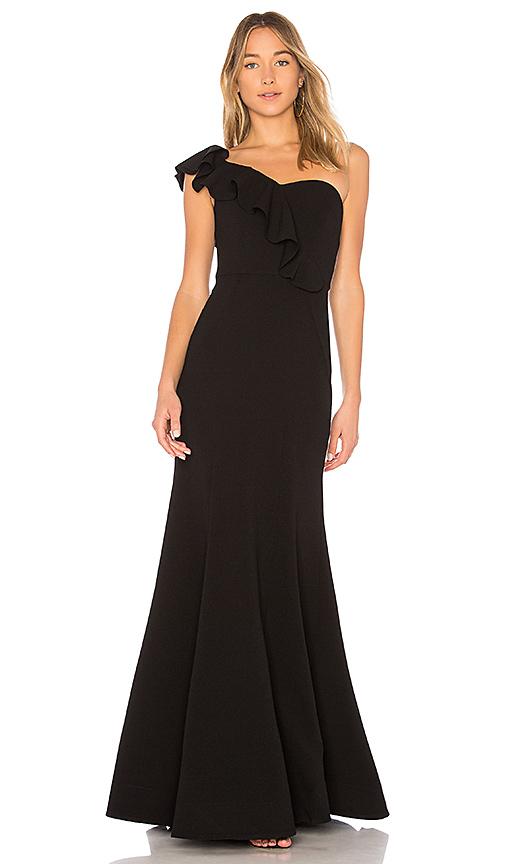 Rebecca Vallance Gigi Dress in Black