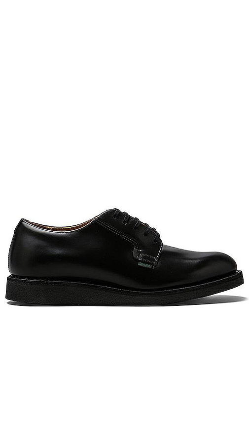 Red Wing Shoes Postman Oxford in Black. - size 10.5 (also in 11,8,8.5)
