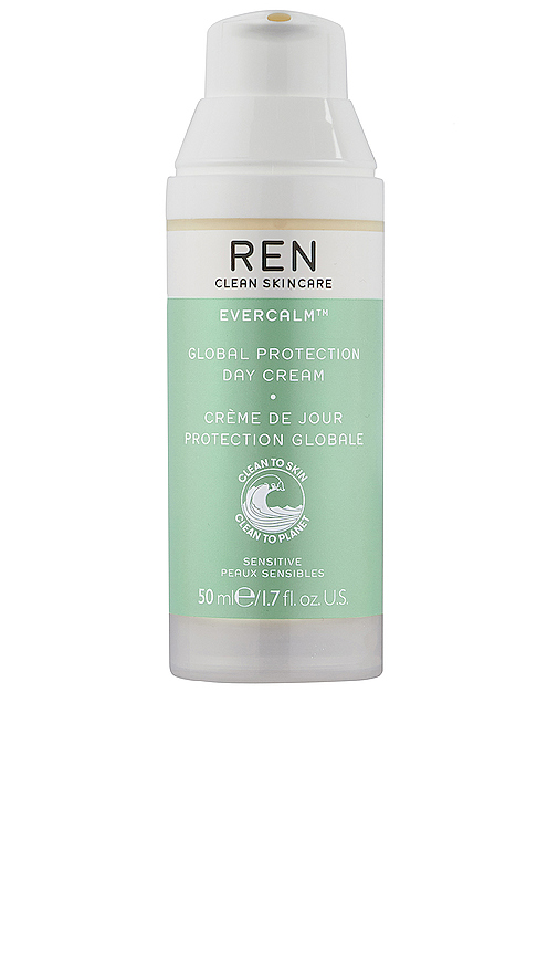 REN Skincare Evercalm Global Protection Day Cream.