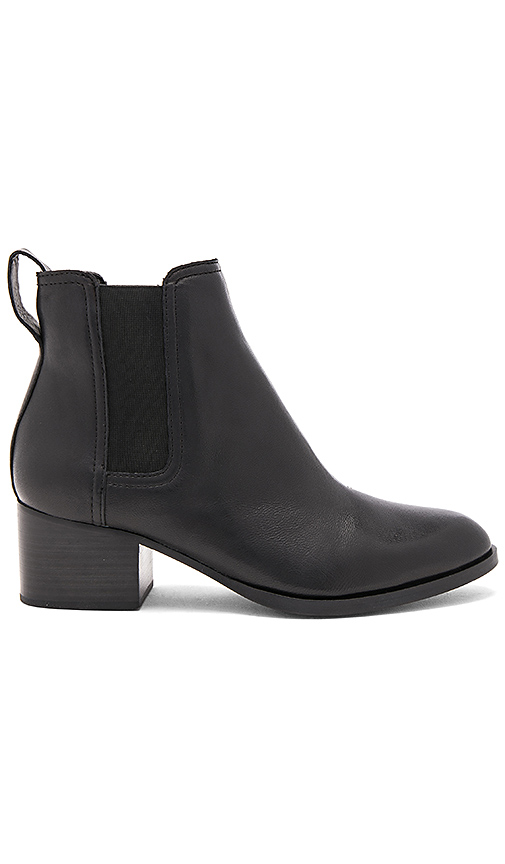 Rag & Bone Walker Leather Boot in Black