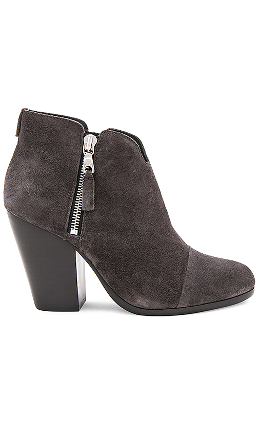 Rag & Bone Margot Bootie in Charcoal