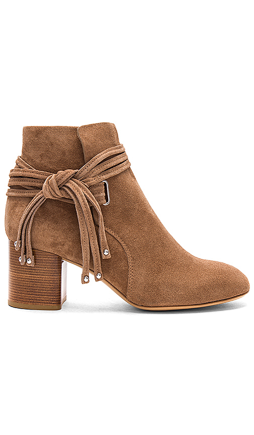 Rag & Bone Dalia II Bootie in Tan