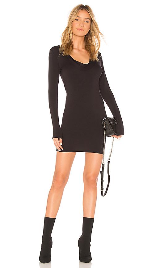 Riller & Fount Addy Dress in Black