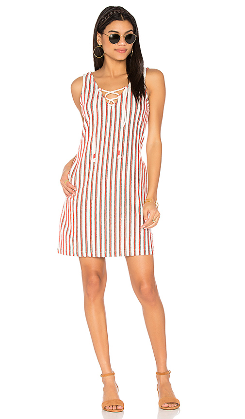 Rebecca Minkoff Monica Dress in Red