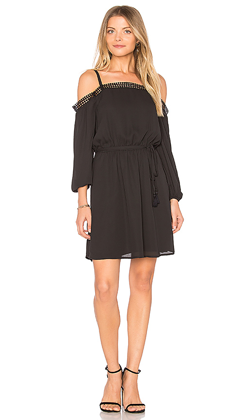 Rebecca Minkoff Paradise Dress in Black