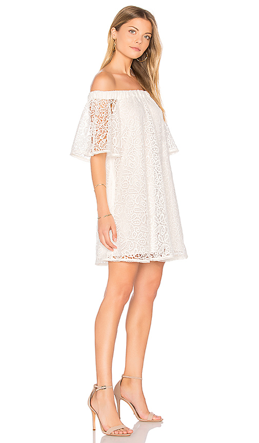 Rebecca Minkoff Morongo Dress in White