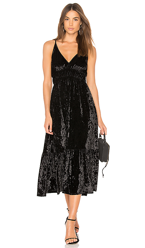 Rebecca Minkoff Mazy Dress in Black