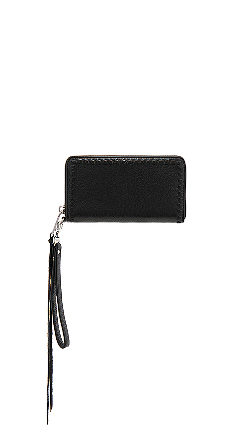 Rebecca Minkoff Vanity Phone Wallet in Black