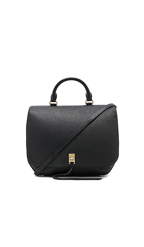 Rebecca Minkoff Darren Convertible Backpack in Black