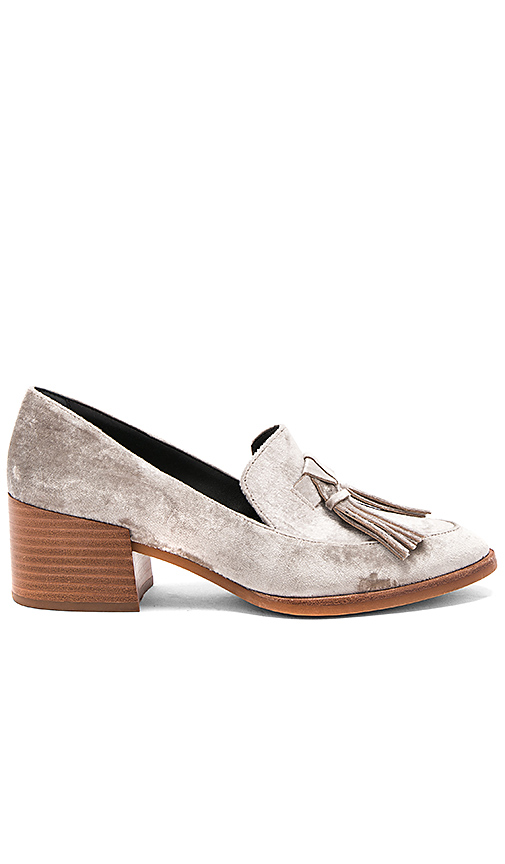 Rebecca Minkoff Edie Loafer in Gray