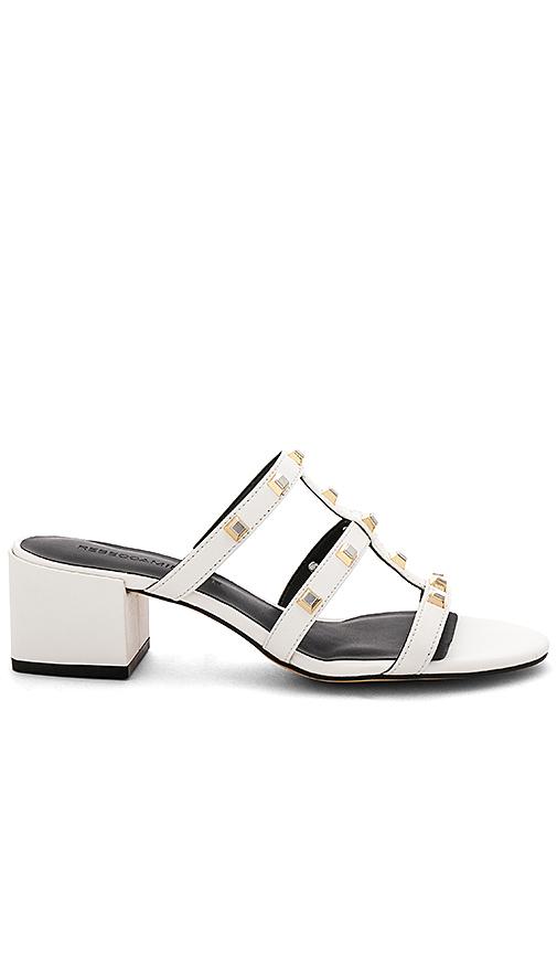 Rebecca Minkoff Iro Sandal in White