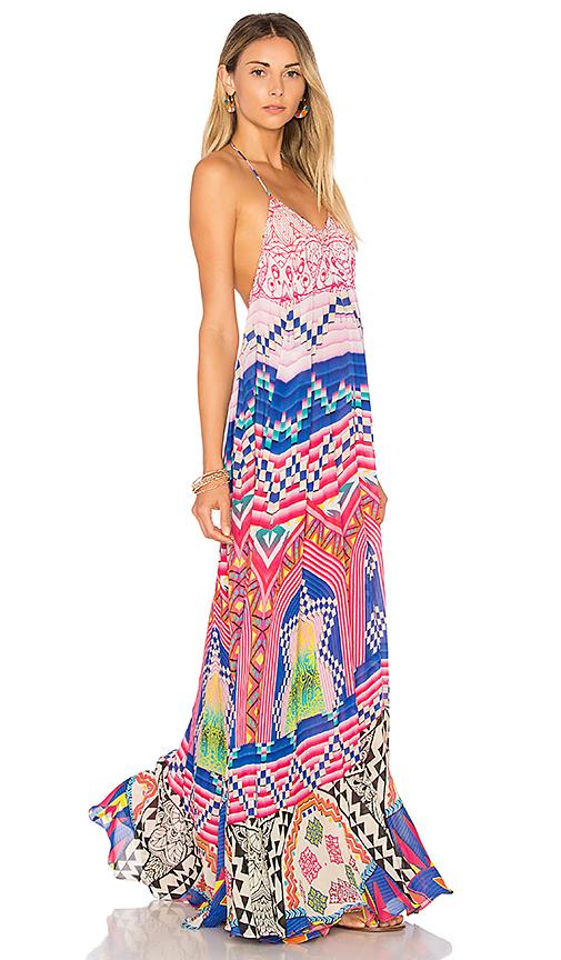 601044827a ROCOCO SAND X Revolve Maxi Dress
