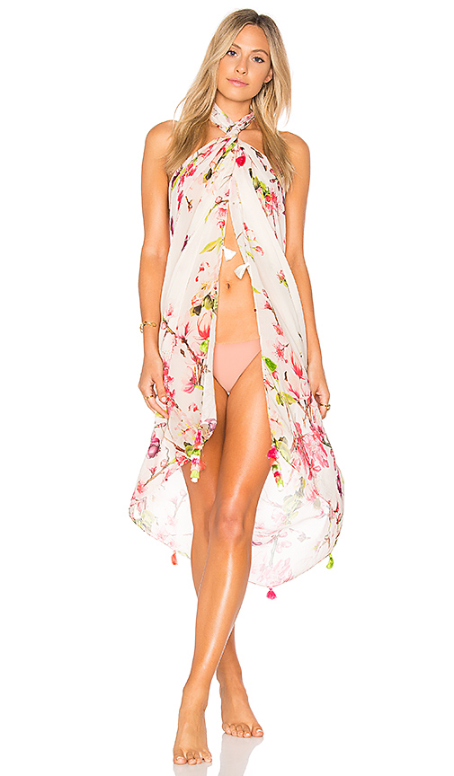 ROCOCO SAND Sarong in Pink.