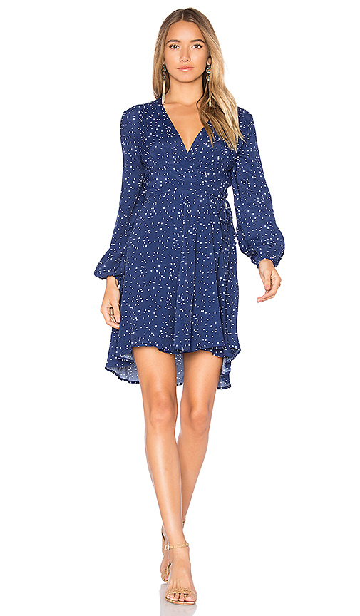 ROLLA'S Layla dress in Blue