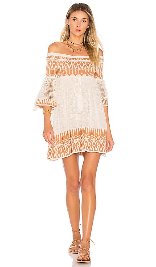 Ronny Kobo Adina Dress in White. - size L (also in S,XS)