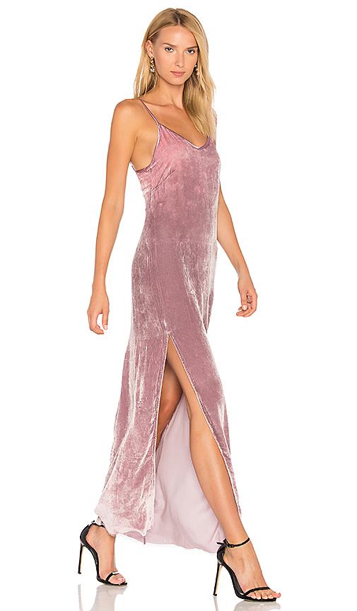RtA Marlene Slip Dress in Pink