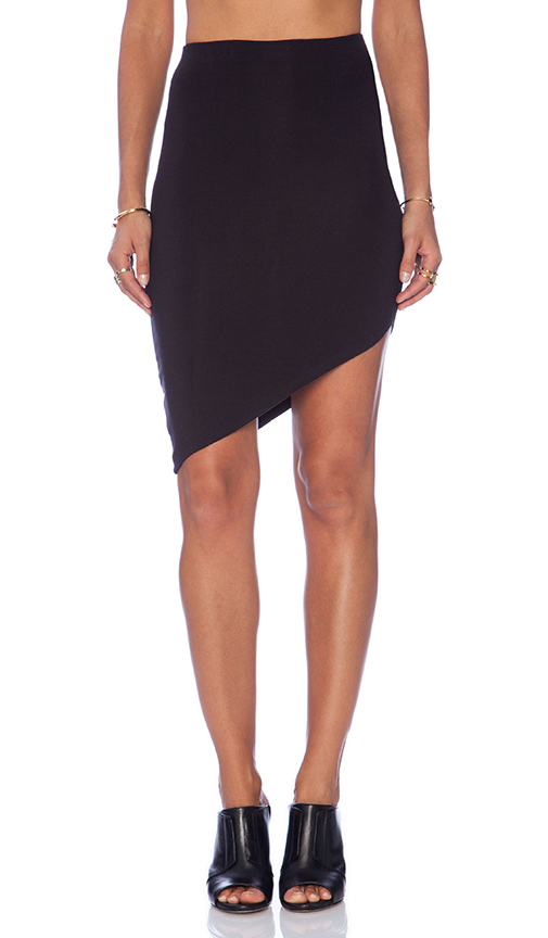 RVCA Trickster Skirt in Black