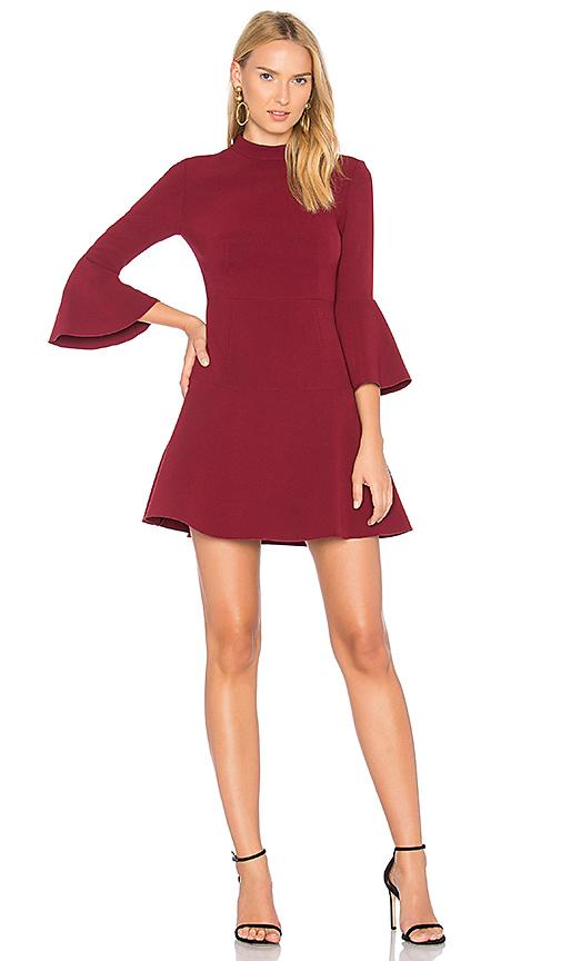 RACHEL ZOE Califa Dress in Red