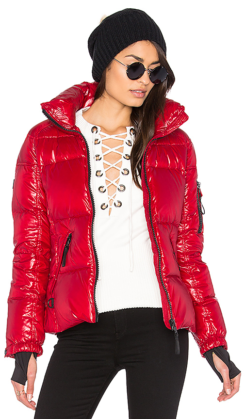 SAM. Freestyle Jacket in Red