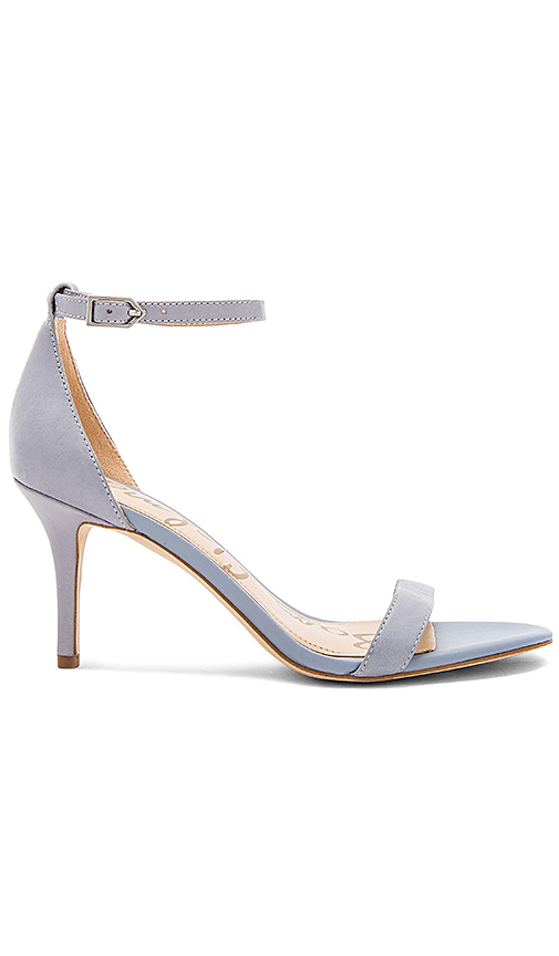 Sam Edelman Patti Heel in Baby Blue