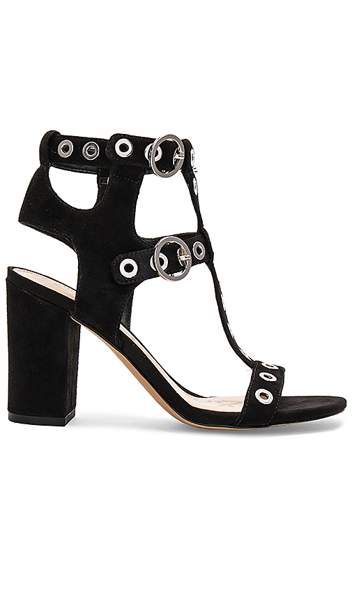 Sam Edelman Eyda Heel in Black