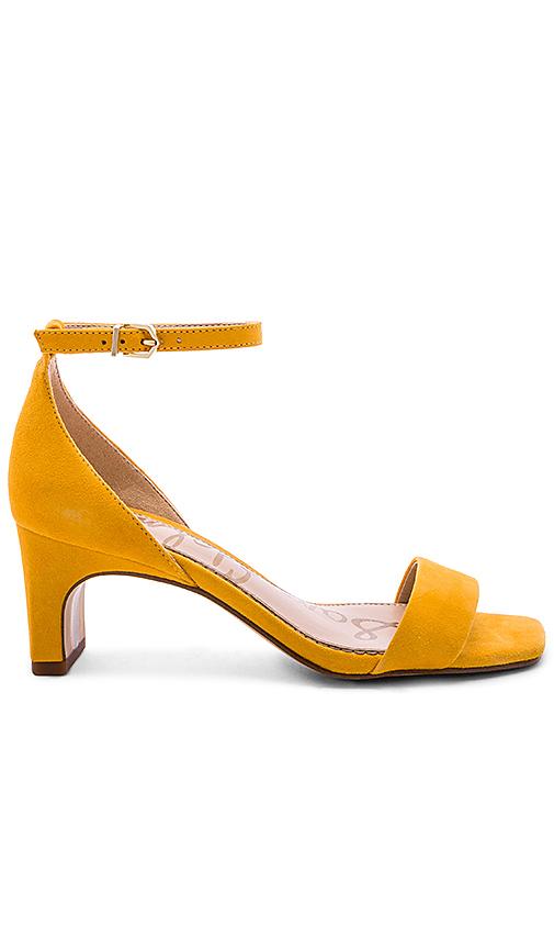 Sam Edelman Holmes Sandal in Yellow