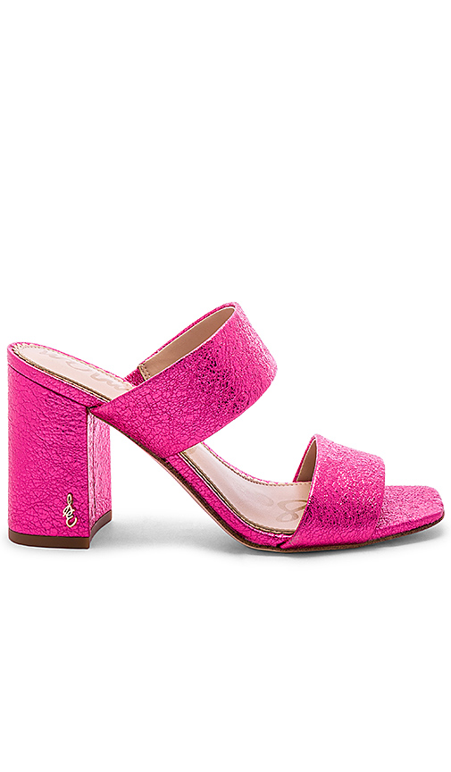 Sam Edelman Delaney Mule in Pink