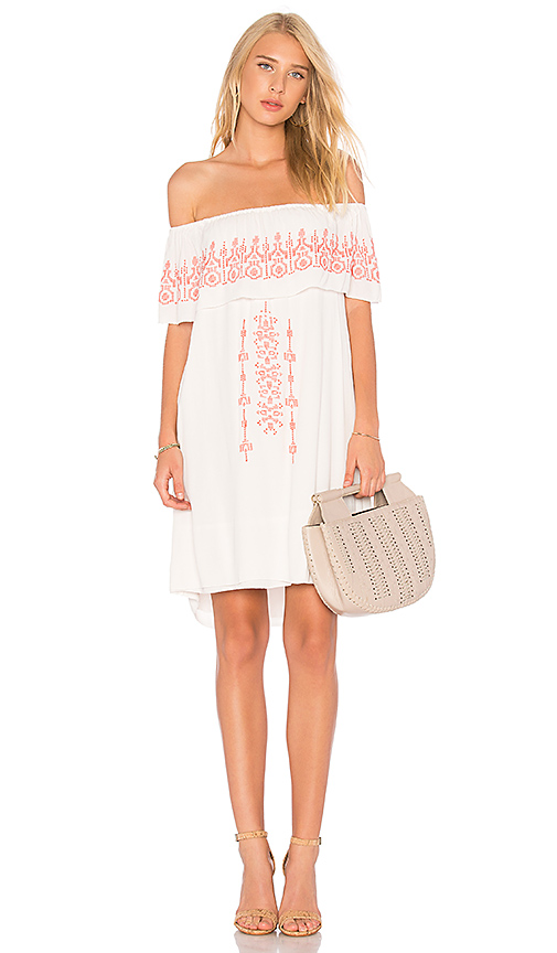 Sanctuary Lulu Dress in Ivory