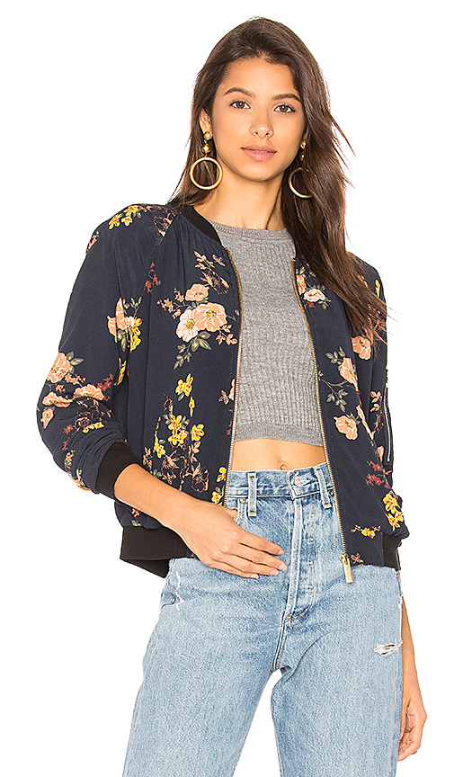 Sanctuary Woodlands Bomber in Navy