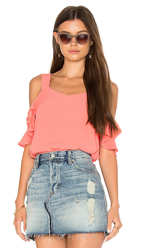 Sanctuary Annie Top in Pink