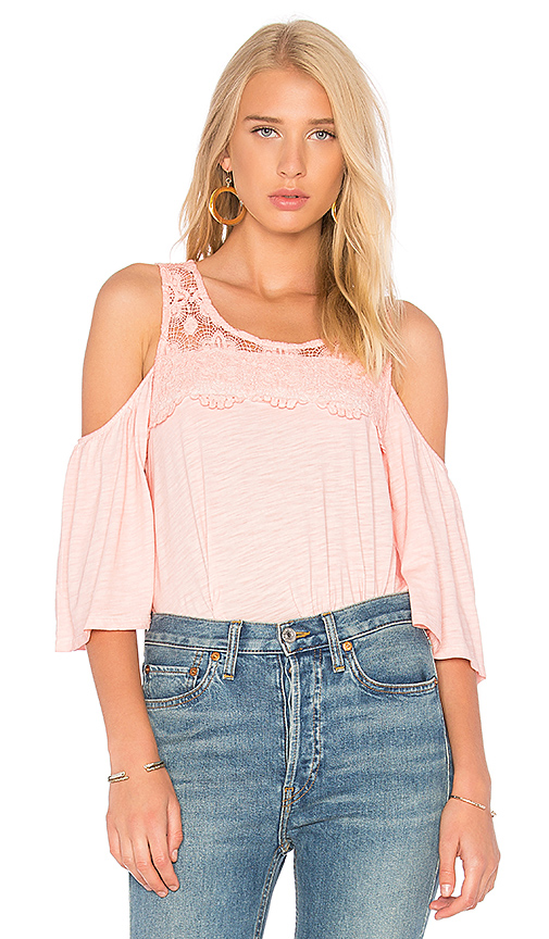Sanctuary Aria Top in Pink
