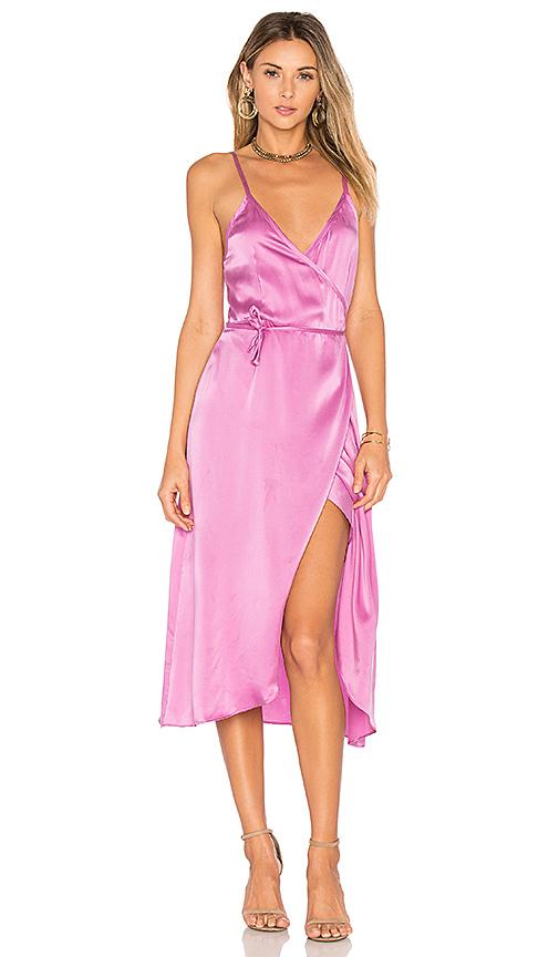 SAM & LAVI Canyon Dress in Lavender. - size L (also in S)