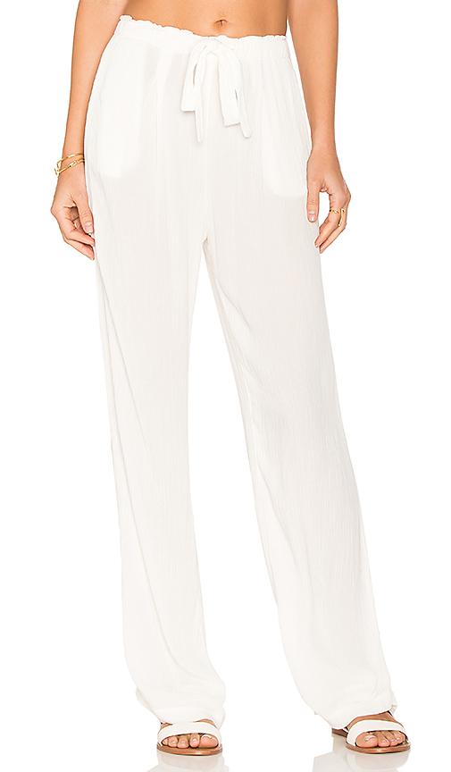 SAM & LAVI Fifi Pant in White. - size M (also in S)