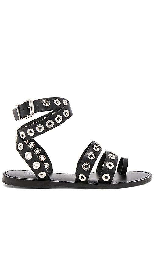Schutz X REVOLVE Natalye Sandal in Black