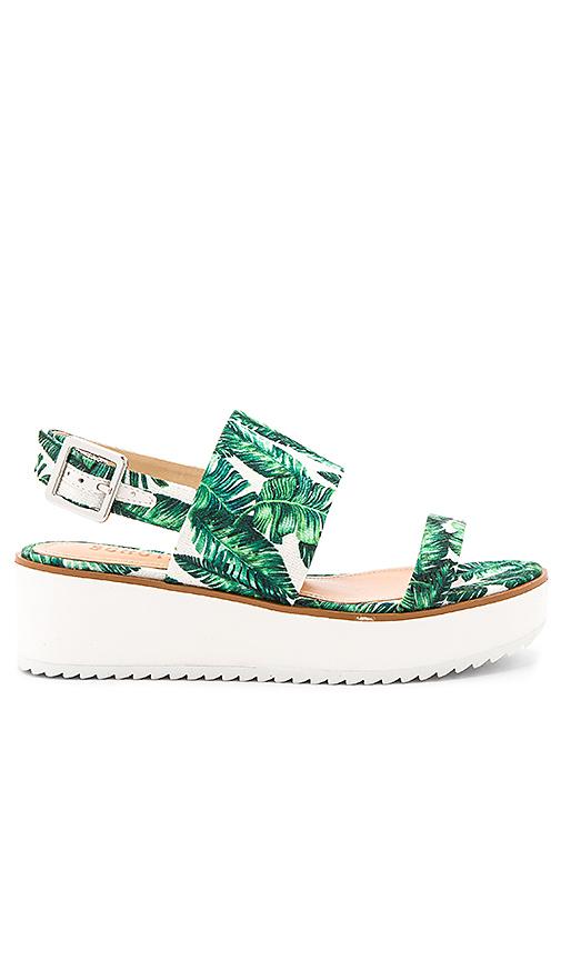 Schutz Telsa Sandal in Green