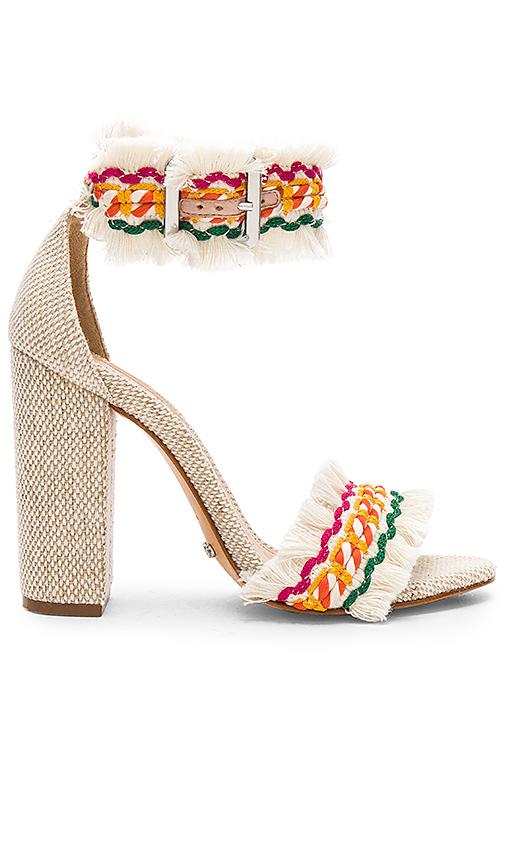 Schutz Zoola Heel in Cream