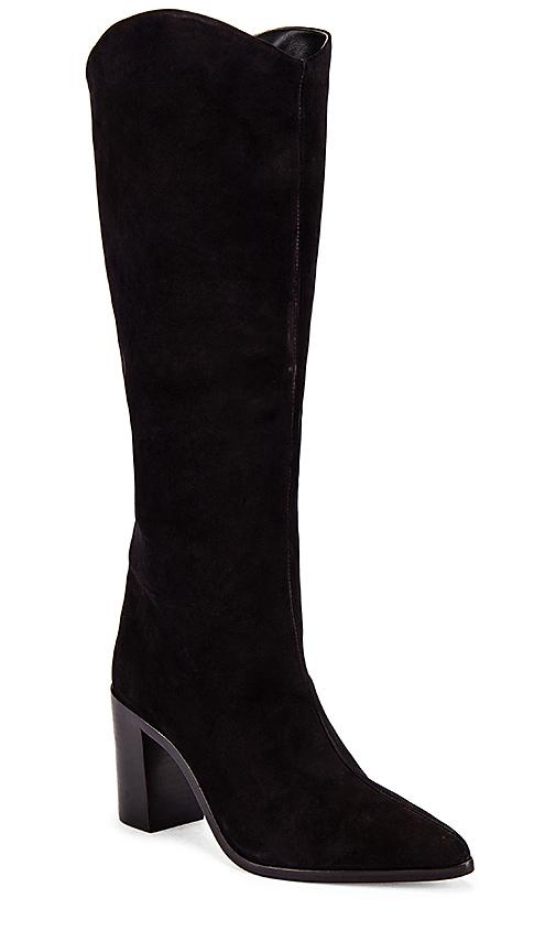 Schutz Analeah Boots in Black