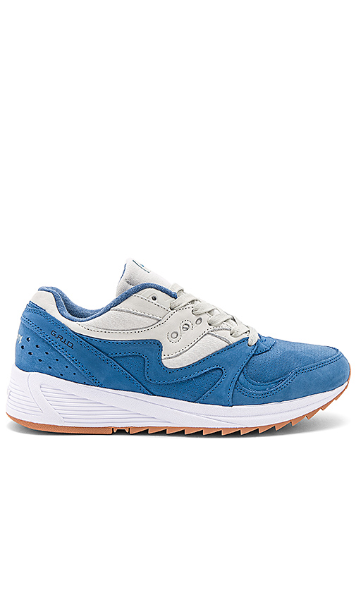 Saucony Grid 8000 in Blue. - size 10 (also in 10.5,13,7,7.5,8,8.5,9,9.5)