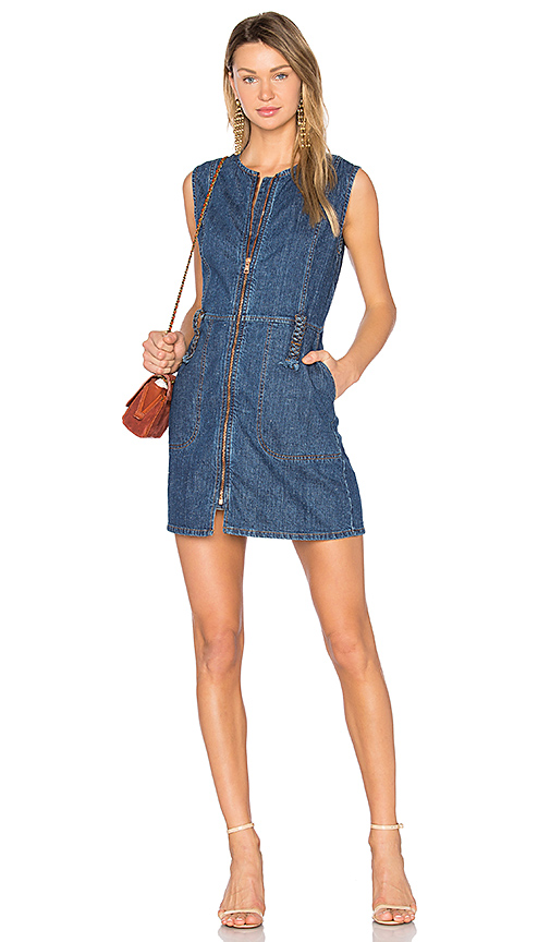 See By Chloe Flared Mini Dress
