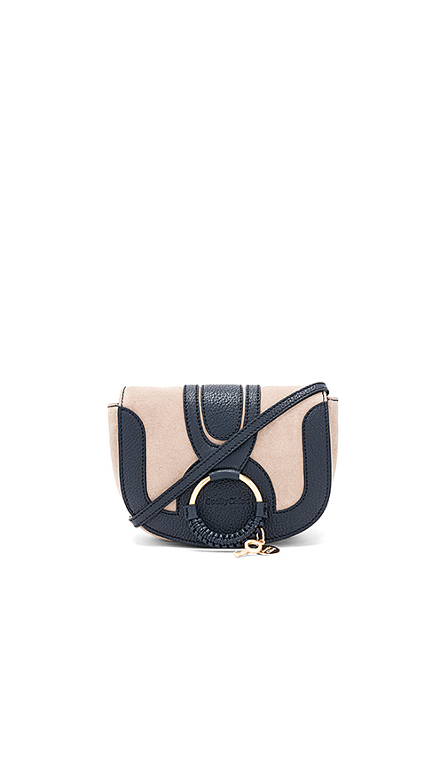 See By Chloe Hana Mini Bag in Gray