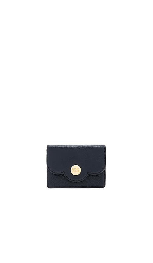 See By Chloe Polina Coin Purse in Blue