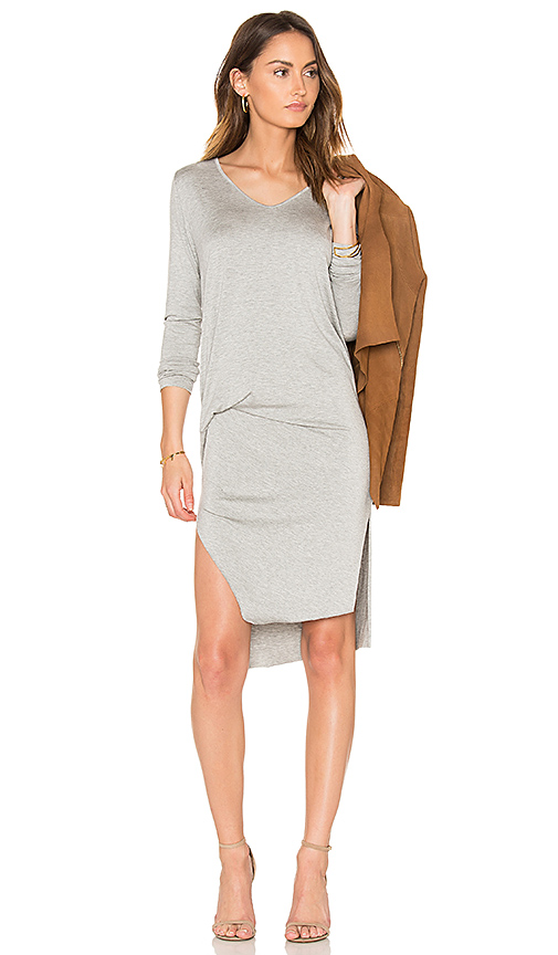 sen Malin Dress in Gray