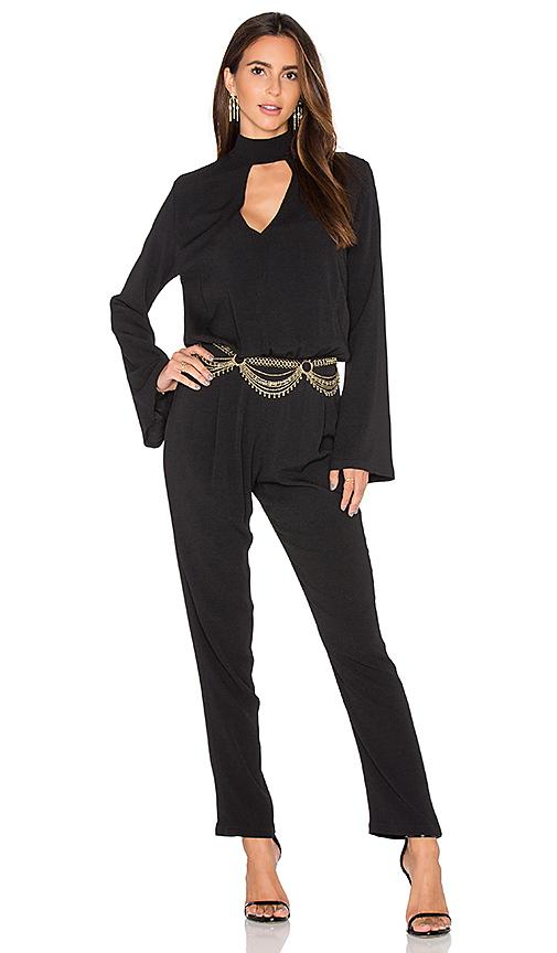 sen Jade Jumpsuit in Black. - size S (also in M,XS)