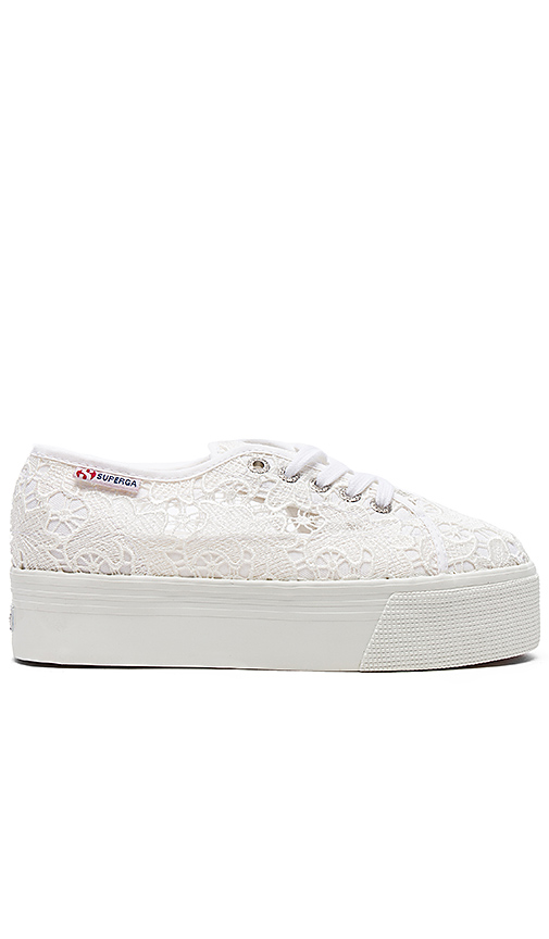Superga 2790 Sneaker in White