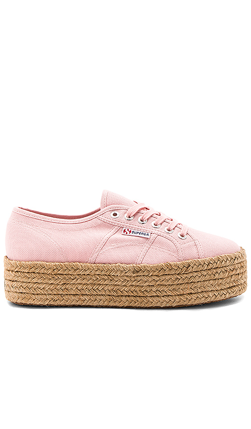 Superga 2790 Sneaker in Pink
