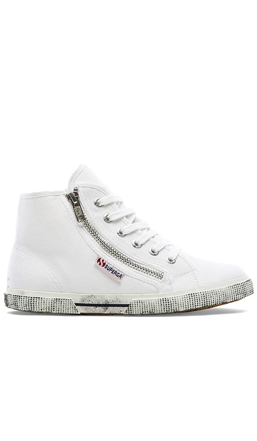 Superga Cotdu High Top in White